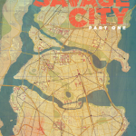 Gotham City map 2014