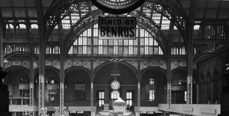 Batman Demolishes Penn Station in Chip Kidd's Death by Design