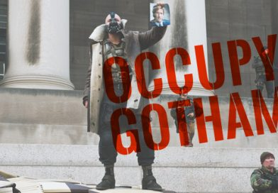 Occupy Gotham: Slavoj Žižek On 'The Dark Knight Rises'